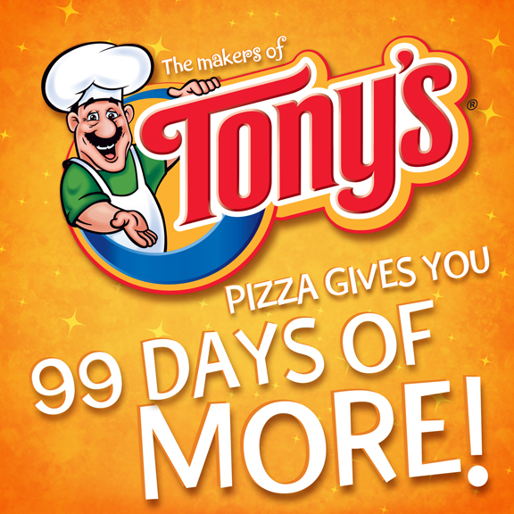 Tony S Pizza 99 Days Of More Over 100 Prizes Each Day Gather Lemons