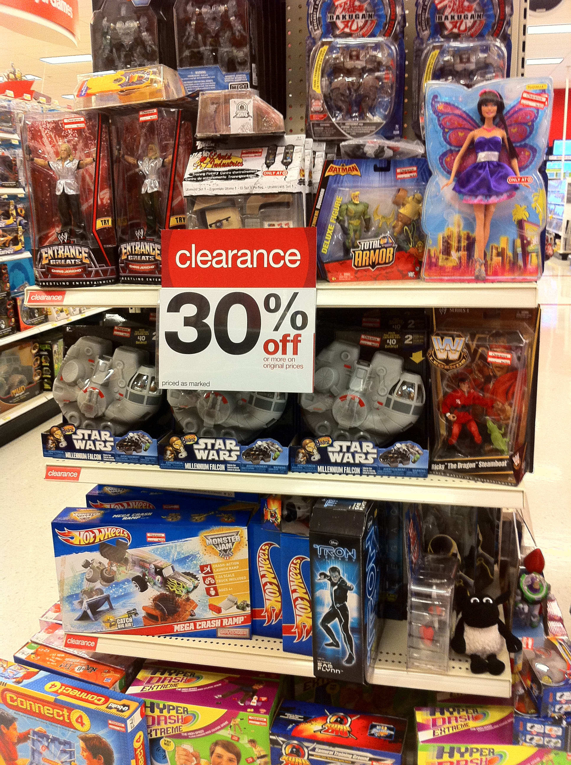 Toys At Target : Update on the big twice a year off target toy