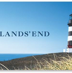 HURRY! Get a $10 Lands' End Gift Card for as low as FREE