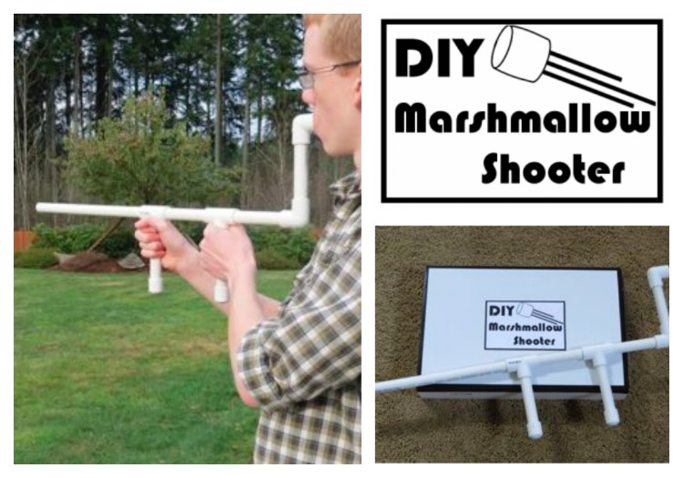 DIY Marshmallow Shooter