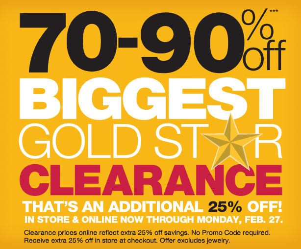 81255a015da Kohl s Extra 25% off Clearance items + Extra 15% off Everything ...