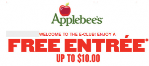 Applebees printable coupons november 2018