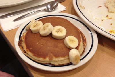 IHOP Pancake Review 50 Gift Card Giveaway