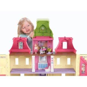 Amazon Fisher Price Loving Family Dream Dollhouse 49 99 Thrifty