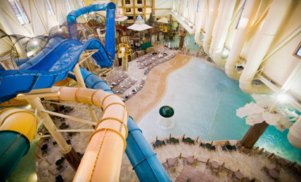 Groupon: Great Wolf Lodge Stay for 6 with Water Park Passes