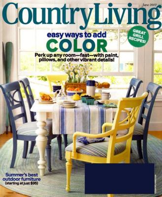 Year Subscription To Country Living Magazine 5 99 2 12 Only