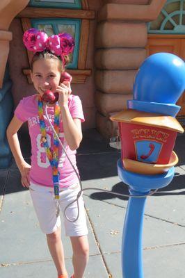 phone Disney
