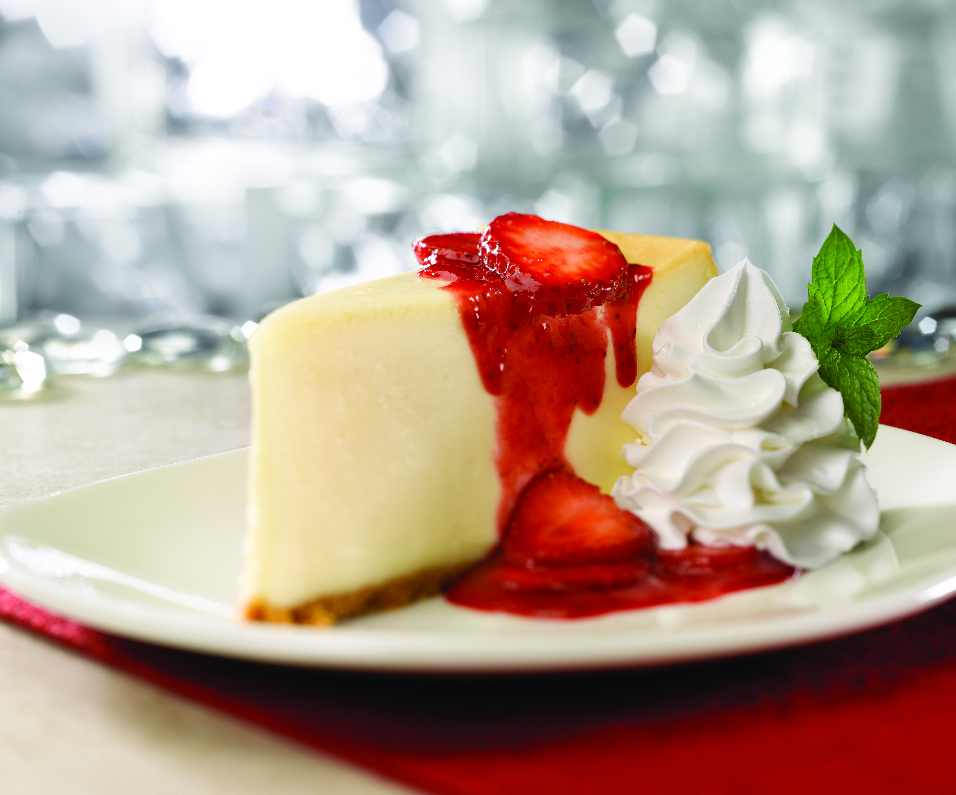how to make strawberries for cheesecake topping
