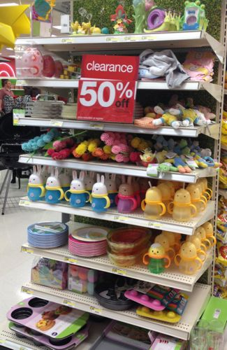 Dont Forget The Target Easter Clearance WentOff Today You Will Find The Easter Decorations Baskets And Such AtOff And The Majority Of The Candy
