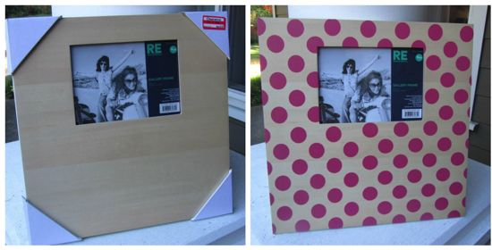 Silhouette Cameo Vinyl Frame