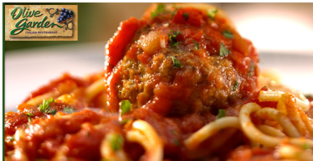Olive Garden Buy One Entree Get One 50 Off Coupon