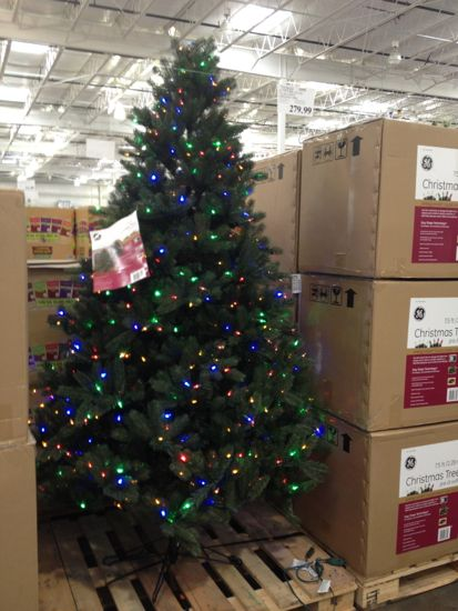 Costco Christmas tree