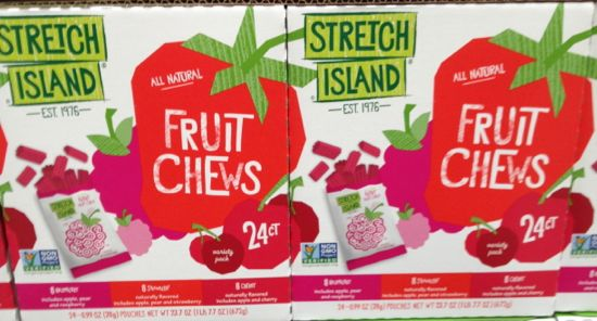 stretch island fruit chews