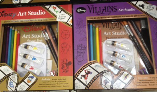 Costco disney art studio