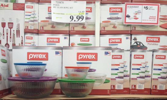 Costco pyrex coupon