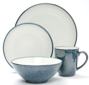 sc 1 st  Thrifty and Thriving & Kohls.com: Sango 16-pc Dinnerware Set as low as $17.99