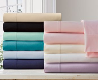 Kohls Com Sheet Sets As Low As 16 99 King Size Too Thrifty