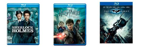 Amazon: Buy 2 Get 1 Free Movies - DVDs from $3.50 | Blu-rays from $5.33 *HOT*