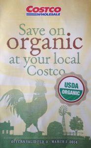 Costco Organic Coupon Book