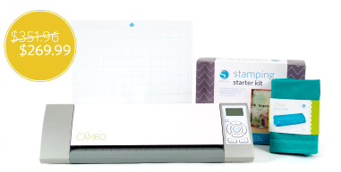 Silhouette CAMEO Stamping bundle $269.99 with code THRIVING at ...