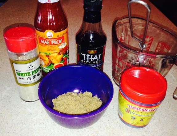 Make Pad Thai Sauce