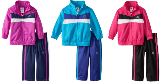 6204c6bab Amazon  Russell Athletic Kids 2 pc Sweat Suits 70% off - Thrifty and ...