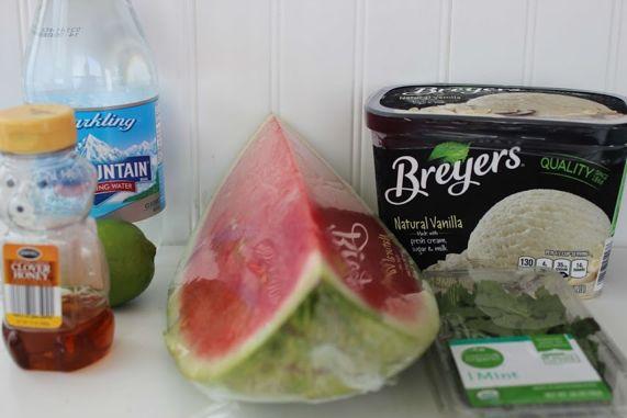 watermelon aqua fresca ingredients