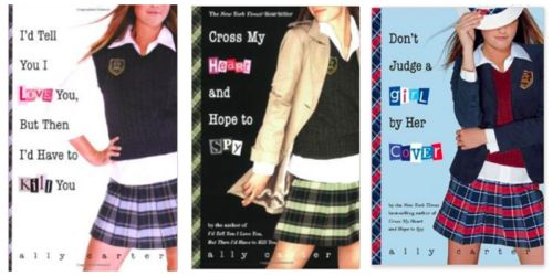 Gallagher Girls Series (Clean Books for Teens)
