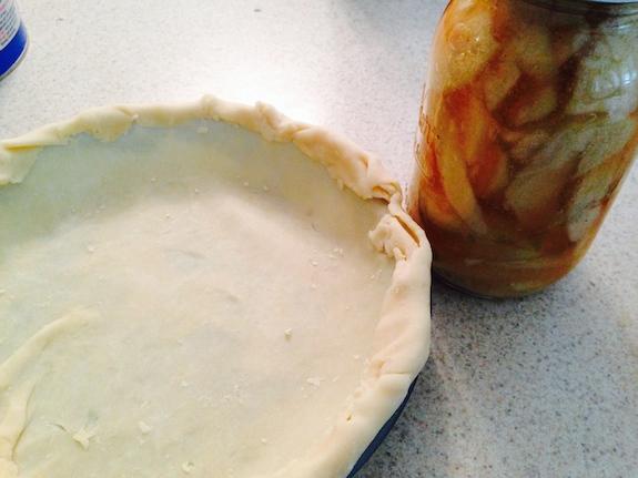 Make pie crust
