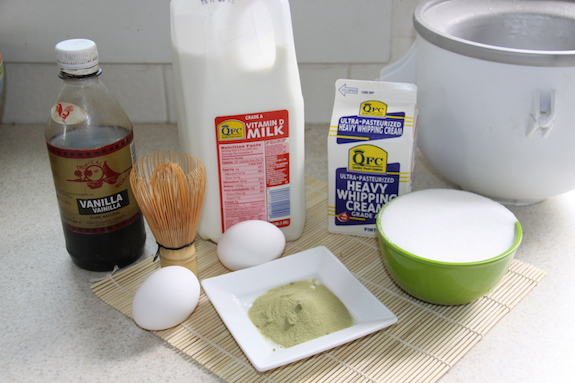 Match Green Tea Ice Cream
