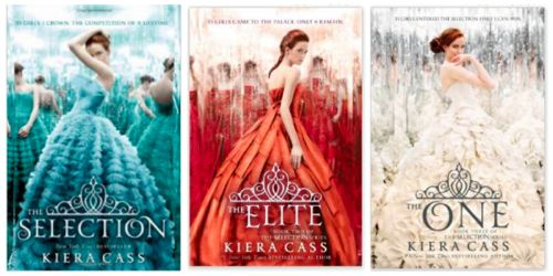 The Selection Kiera Cass (Clean Books for Teens)