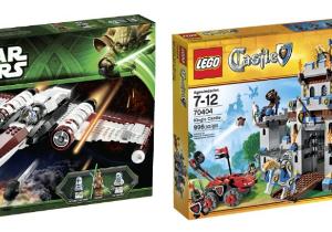 amazon lego buy one get one 40 off