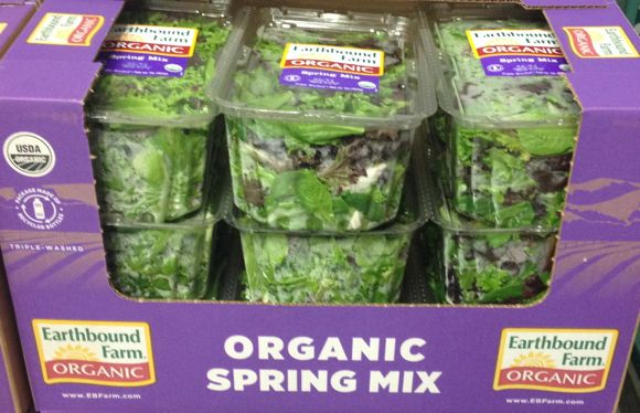 Earthbound Farms Organic Spring Mix This Organic Spring Mix by