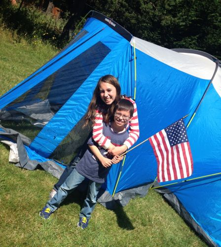 Camping rayovac
