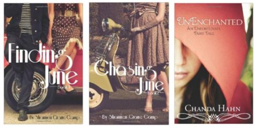 Finding June series (Clean Books for Teens)