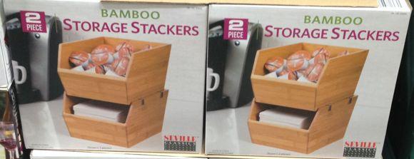 bamboo bins