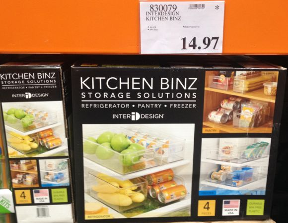 kitchen binz
