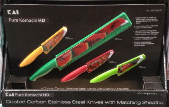 pure komachi knives