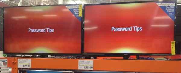 tv sales