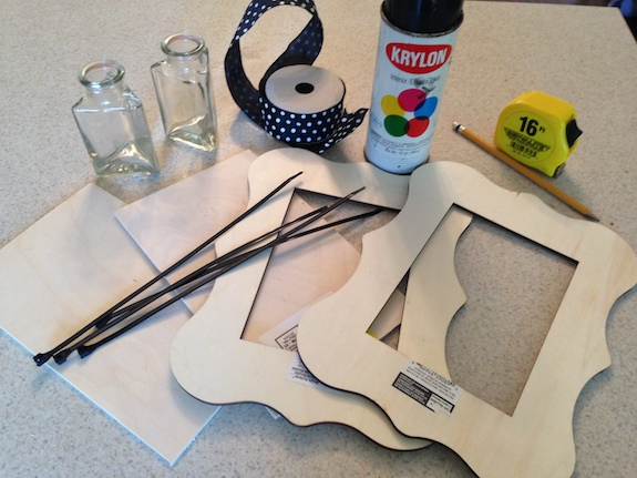 Supplies for wall sconces