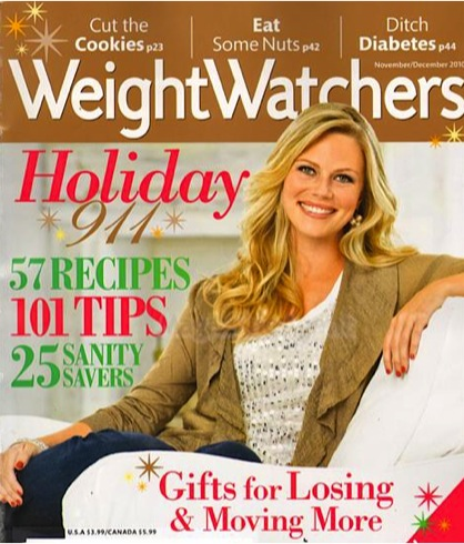 Year Subscription to Weight Watchers Magazine $2.80
