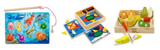 Best Melissa & Doug Toys