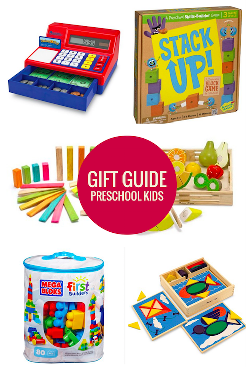 Best Gifts for Pre-School Kids