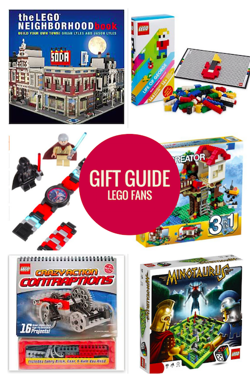 Great Gift Ideas for LEGO Fans