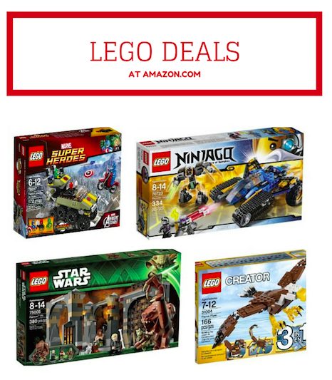 Best Deals on LEGO - Updated Weekly