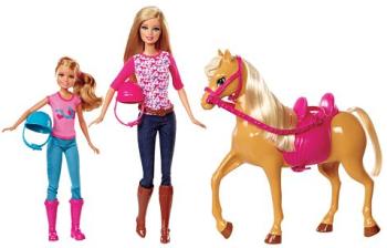 kohls barbie set