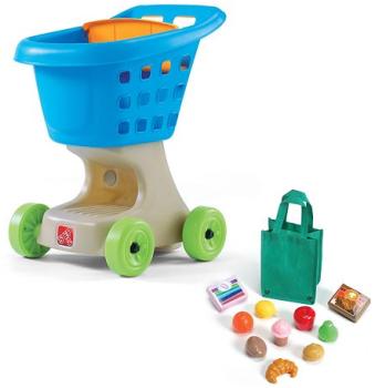kohls blue shopping cart