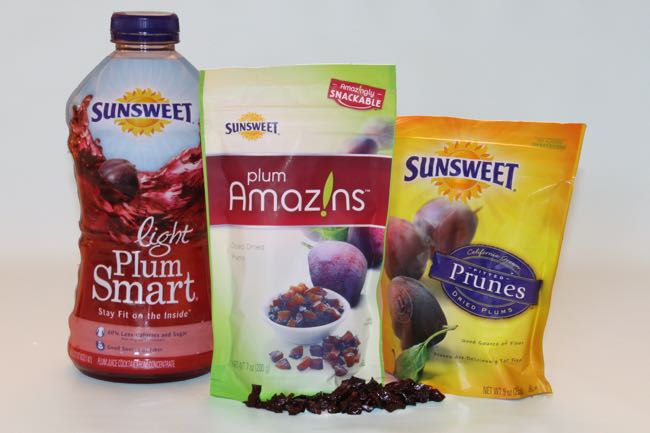 Sunsweet Plum and prune products