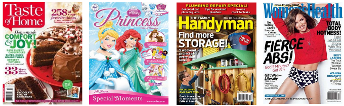 weekend magazine sale 228