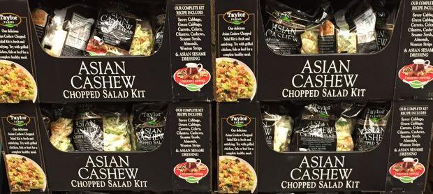 Recipe for costco asian chicken wrap